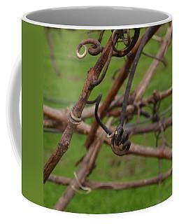 Vineart . Vat 3.6 Coffee Mug by Cheryl Miller