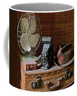 Vintage Vignette Coffee Mug
