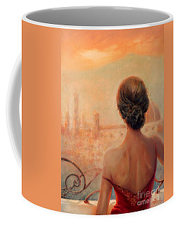 Visions Of Florence Coffee Mug
