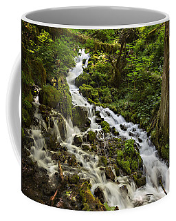 Wahkeena Creek Coffee Mug
