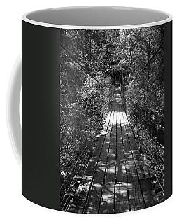 Walk Through Woods Coffee Mug