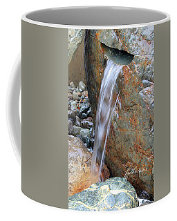 Water And Rocks II Coffee Mug
