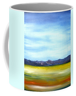 West Texas Landscape Coffee Mug