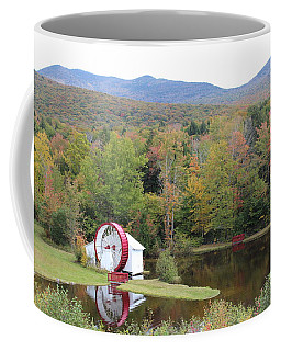 White Mountains Indian Head Nh Coffee Mug
