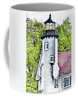 White River Station Coffee Mug