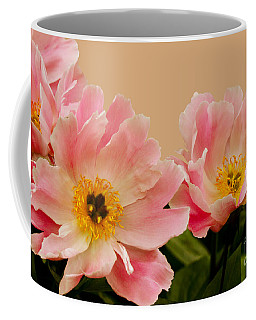 Wild Peony Coffee Mug