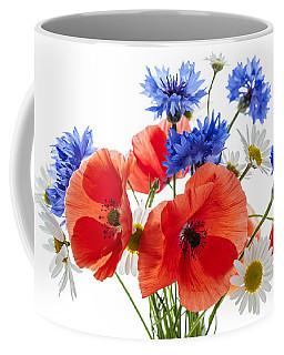 Wildflower Bouquet Coffee Mug
