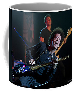 Coffee Mug featuring the photograph Willie Nile by Jeff Ross