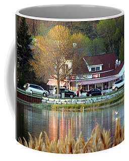 Wilson's Ice Cream Parlor Coffee Mug