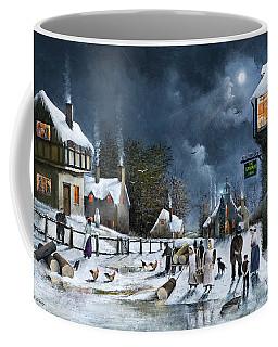 Winter Solstice Coffee Mug