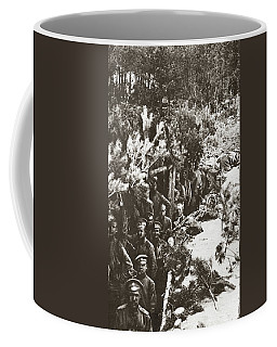 World War I Trench Coffee Mug