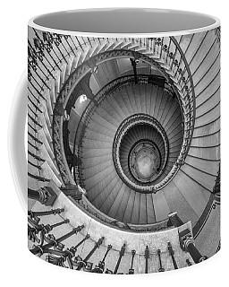 Ybl Palace  Neorenessaince Spiral Staircase Coffee Mug