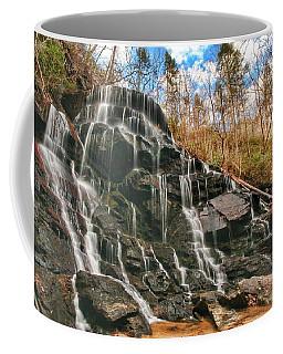 Yellow Branch Falls Coffee Mug