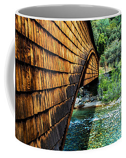 Yuba River State Park Coffee Mug