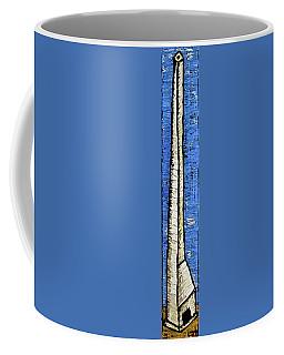 10-001 Coffee Mug by Mario Perron