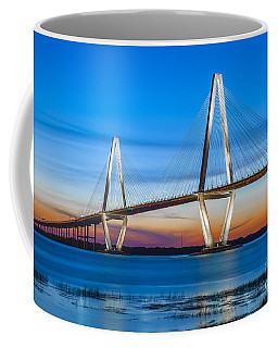 Charleston Arthur Ravenel Bridge Coffee Mug