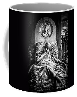 Coffee Mug featuring the photograph Cemetery Of Mantova by Traven Milovich