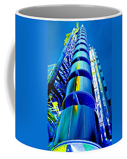 Lloyd's Building London Art Coffee Mug