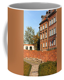 Old Town In Warsaw Coffee Mug