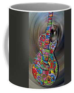 Rock N Roll Collection Coffee Mug