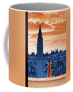 New Yorker January 12th, 2009 Coffee Mug