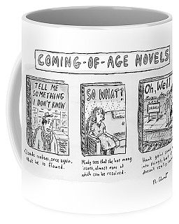 New Yorker June 11th, 2007 Coffee Mug