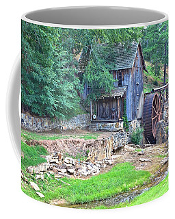 Sixes Mill On Dukes Creek Coffee Mug