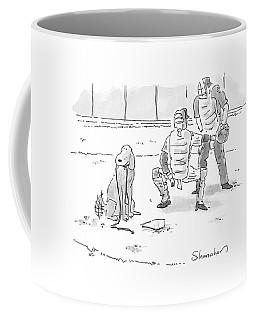 New Yorker October 10th, 2005 Coffee Mug by Danny Shanahan