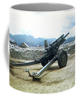 105mm Howitzer Coffee Mug