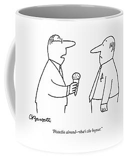 Pistachio Almond - That's The Buyout Coffee Mug