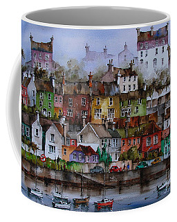 107 Windows Of Kinsale Co Cork Coffee Mug