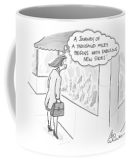 New Yorker April 25th, 2005 Coffee Mug
