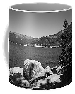 Lake Tahoe Coffee Mug by Frank Romeo