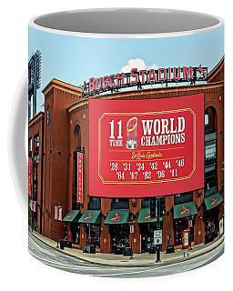 11 Time World Champion St Louis Cardnials Dsc01294 Coffee Mug