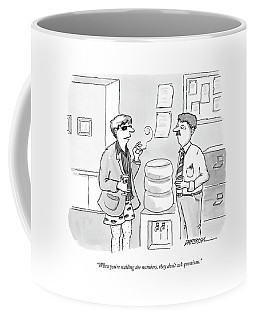 When You're Nailing The Numbers Coffee Mug
