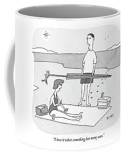 I Love It When Something Has Many Uses Coffee Mug