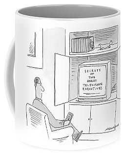 New Yorker January 10th, 2000 Coffee Mug