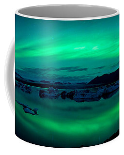 Aurora Borealis Or Northern Lights Coffee Mug
