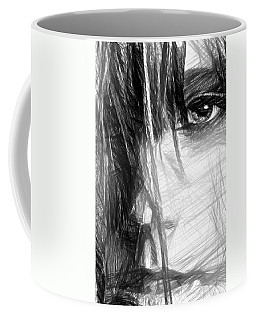 Facial Expressions Coffee Mug