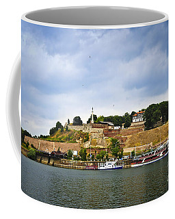 Kalemegdan Fortress In Belgrade Coffee Mug