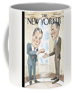 New Yorker November 15th, 2010 Coffee Mug