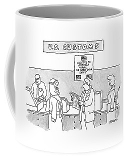 New Yorker October 9th, 2006 Coffee Mug