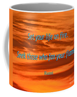 120- Rumi Coffee Mug