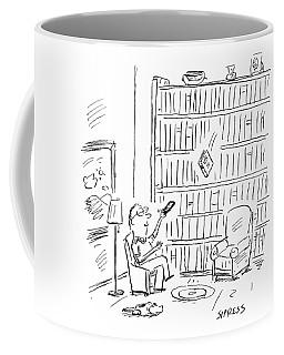 New Yorker July 3rd, 2000 Coffee Mug