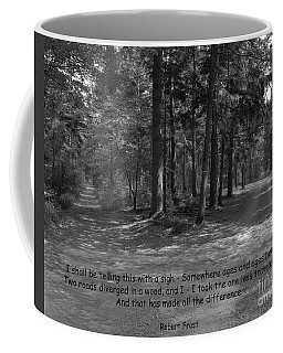 12a- Robert Frost  Coffee Mug