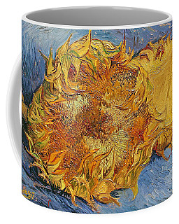 Sunflowers, 1887 Coffee Mug