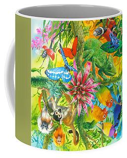 Wonders Of Nature Coffee Mug