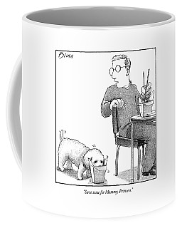 Save Some For Mommy Coffee Mug