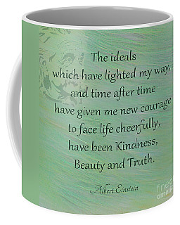 132- Albert Einstein Coffee Mug
