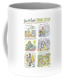 How To Avoid Spring Fever Coffee Mug